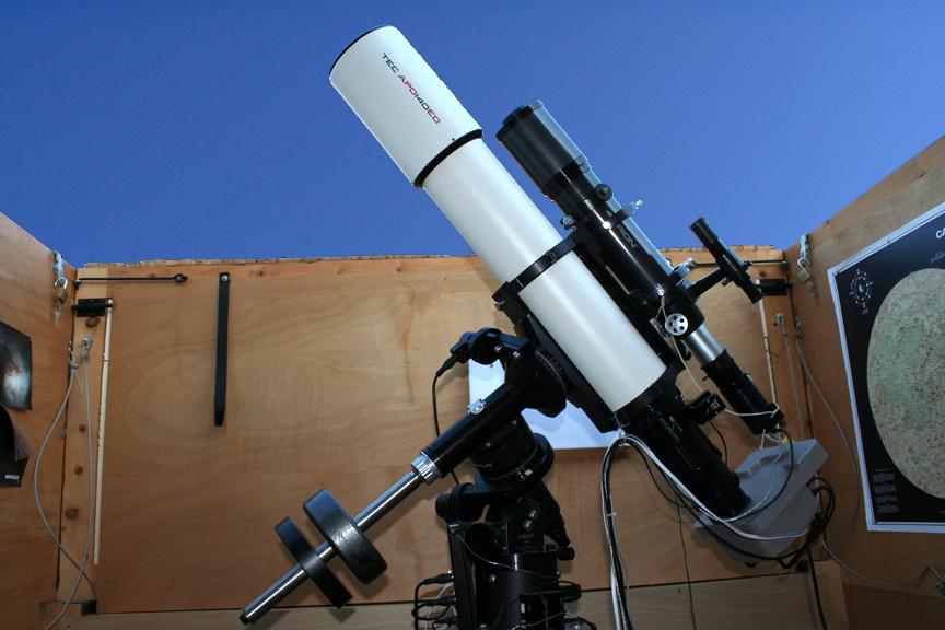 TEC 140 + Orion 80ED TEC+orion2
